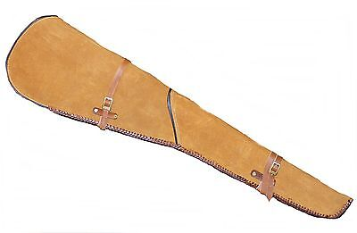 Scabbard Gun Holster Holster Suede padded Winchester brown or black