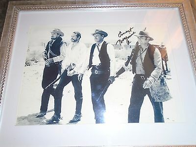 the wild bunch atograph