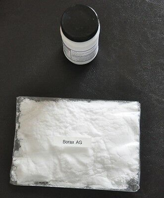 400g Borax High purity silver solder flux/homemade cosmetic/gold refinary RESEAL