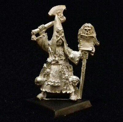 Warhammer - Mordheim - Cult of the possessed Magister 1 - metal