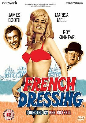 French Dressing [DVD] - SAME DAY DISPATCH