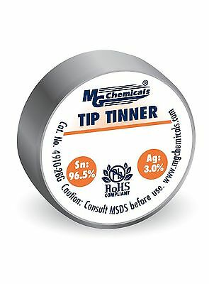 MG Chemicals SAC305 Tip Tinner Lead Free No Clean
