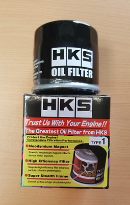 HKS Hybrid Sports Performance Oil Filter - M20 x 1.5 thread - 52009-AK005