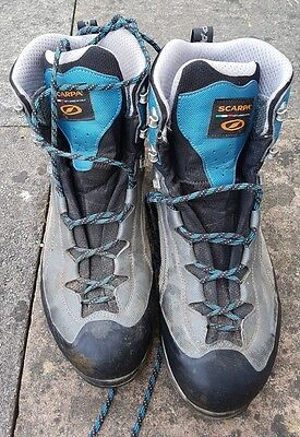 Scarpa Charmoz B2 mountaineering boots EU46 / UK11