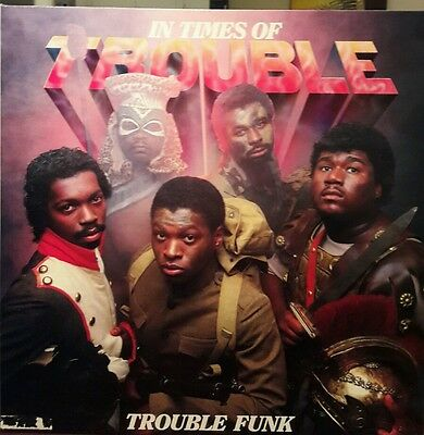 Trouble Funk, In times of Trouble, LP,  Schallplatte, Vinyl,12 Inch