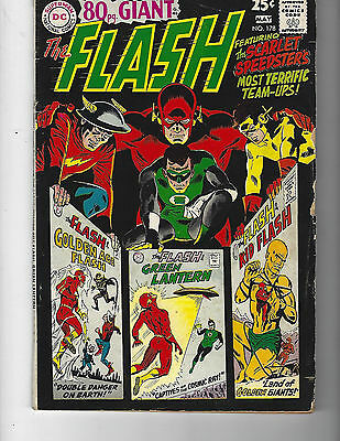 The FLASH 80 page GIANT number 178 MAY 1968