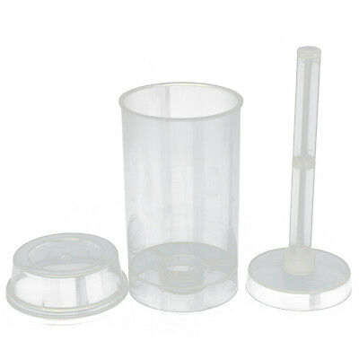 SS 10x Cakes Dessert Push Up Pop Containers Shooter Pop for Party Use