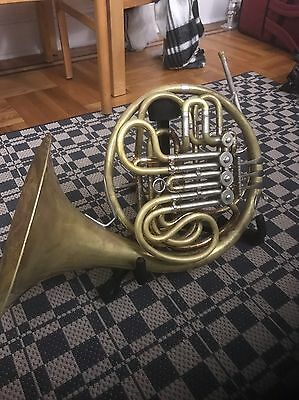 Pristine Refurbished 300,000 series Conn 6d French horn -- Elkhart From 1934