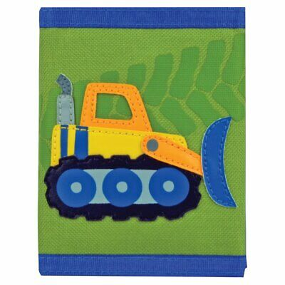 NEW Stephen Joseph Children's Construction Wallet
