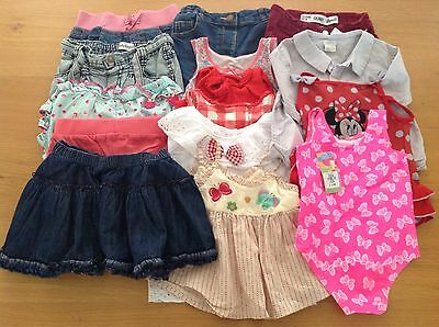 Baby Girl Clothes Bundle 15 Items Size 18-24 Months