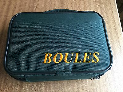 Boules Pétanque 6 Ball Set Garden Game Unused Collect Bedale