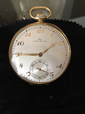 IWC 18K Special Edition Kaliber 65T Pocket Watch