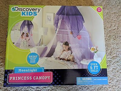 NEW Discovery Kids Moonlight Princess Canopy
