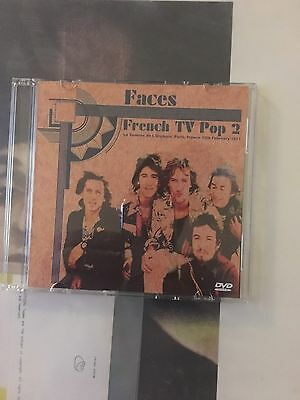 The Faces Rod Stewart Live Paris France February 1971 Dvd French Tv Pop 2