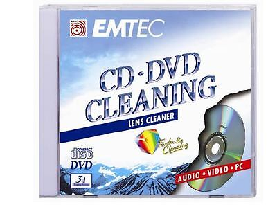 Emtec Cd-Dvd Cleaning (New)