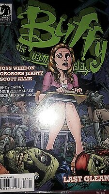 Buffy the vampire slayer series 8 #37 comic