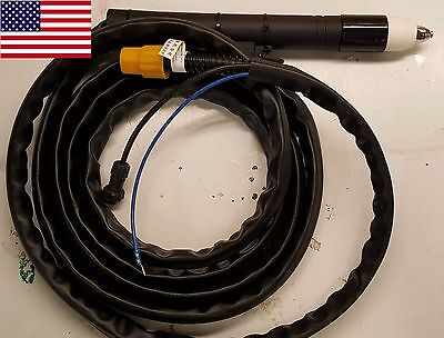 P80 Plasma Cutter 13 foot CNC Machine Torch P-80 Fits Many Machines *US SHIP*