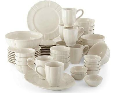 JCPenney Home  Stoneware 50-pc. Dinnerware Set - Service for 8