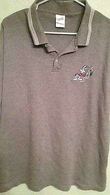 Mens shirt  warner bros studio store Wile E Coyote size XL golf