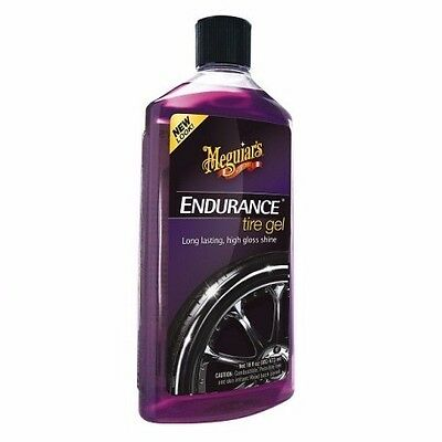 Meguiars Meguiar`s Endurance Tyre DRESSING GEL HIGH GLOSS SHINE- 473ml Detailing
