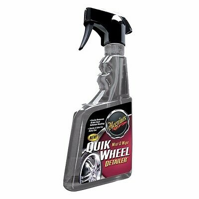 Meguiars Meguiar's Quik Wheel Detailer 410ml - BRAND NEW