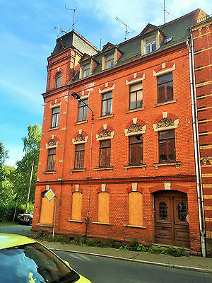 Entire Freehold Block Of 6 Flats & Supermarket, Greiz, Germany, Great Investment