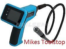 "DIGITAL INSPECTION CAMERA Built-in 2.4"" Colour LCD display with sharp 480 x 234"