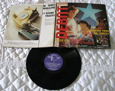 Thompson Twins-Big Country-Wang Chung-Chevalier Brothers-Mezzoforte-Snowy White