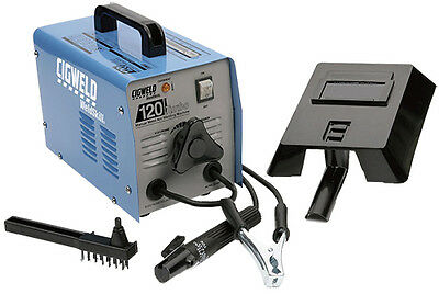 CIGWELD WeldSkill 120Amp Turbo Arc Welder, Stick, 240V/10A, W1002000