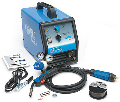 CIGWELD WeldSkill 150 Amp MIG Portable Welding Machine, W1004150