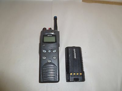 Harris M/A Com P5100 P25 Trunking 450-512 MHz UHF MAHM-LUTXX Two Way Radio