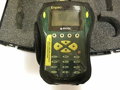 Rockwell Entek Enpac Ird 1200A Vibration Analyzer