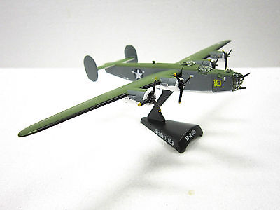 MODEL POWER Metal diecast plane B-24 SUB HUNTER 1:163 #5557 New in box