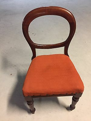 Antique Victorian Dining Chair