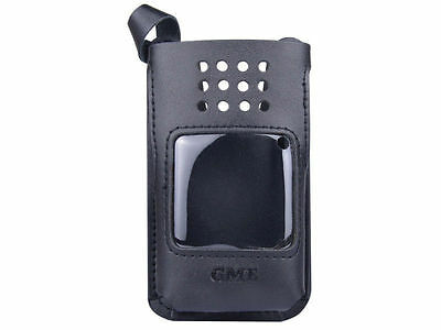 Genuine GME LC007 Soft Leather Carry Case Suits TX685/TX6150