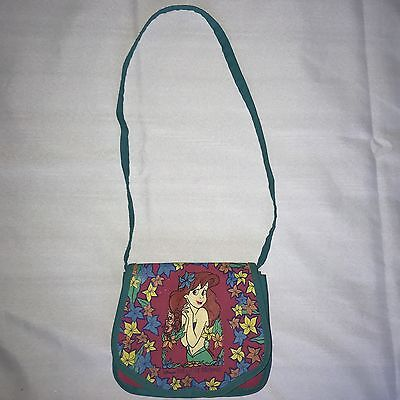 Vintage The Little Mermaid Purse By Pyramid Handbags Retro Ariel Retro