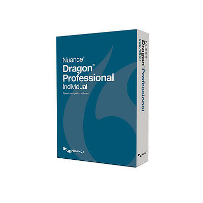 Dragon NaturallySpeaking Individual Professional 15 ( download option only )