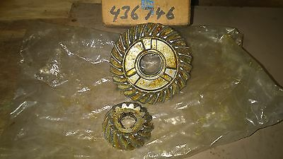 Johnson/evinrude Matched Gearset 0436746