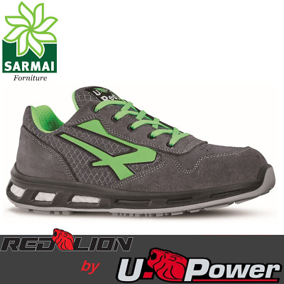 Scarpe Antinfortunistica UPOWER Red Lion POINT S1P SRC U-Power RedLion Tela