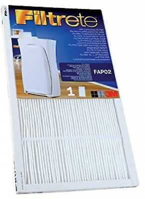 Filtrete FAPF01/02 Ultra Clean Small Air Purifier Replacement Filter - For Air