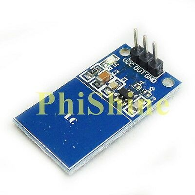 TTP223 Capacitive Touch Switch Digital Touch Sensor Module for Arduino DUE UNO