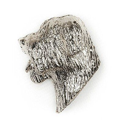 BRIARD Made in U.K Artistic Style Dog Clutch Lapel Pin Collection