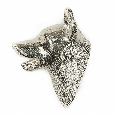 NORWEIGAN BUHUND Made in U.K Artistic Style Dog Clutch Lapel Pin Collection