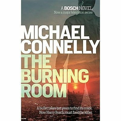 **NEW PB** The Burning Room by Michael Connelly (Paperback, 2015)