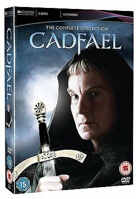 CADFAEL the complete series collection box set. Derek Jacobi. New sealed DVD.
