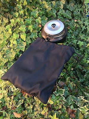 Bushcraft / Camping Kettle Carrying Sack