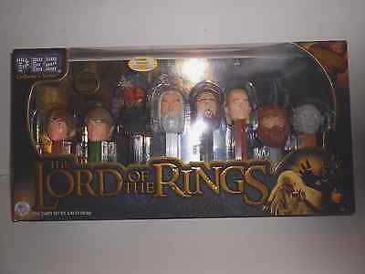 Lord of the Rings Pez Collector Set-Rare Eye of Sauron