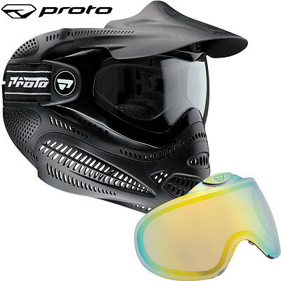 PROTO Switch EL Thermalmaske inkl NorthernLight Glas Lens Paintball PaintNoMore