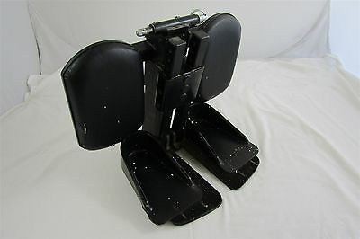 Quickie 2 Wheelchair Complete Legs Footrest With Mounts