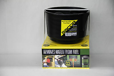 Rff15C - Racor Dual Filter Funnel - Large 12 Gpm Max Flow Rate